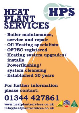 Heat Plant Services
