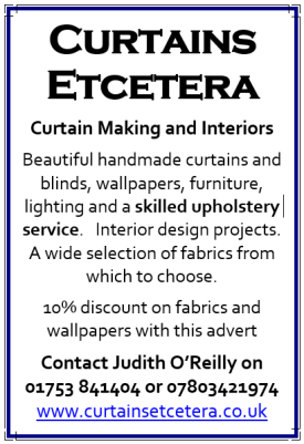 Curtains Etcetera