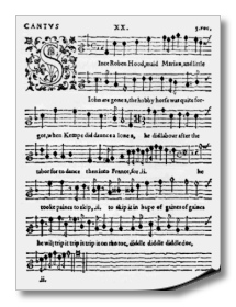 Weelkes Madrigal - Top of the Pops c1600